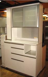横浜市都筑区 パモウナキッチンボード/食器棚 家具の出張買取り